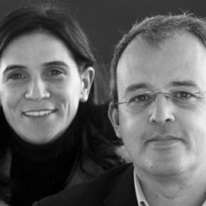 Elisabeth Abalo y Gonzalo Alonso