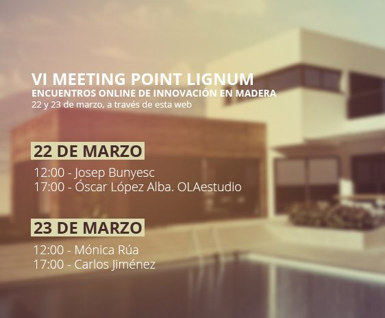 Programa de la VI edición de Meeting Point